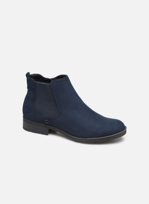Ankle boots Jana shoes HARRY Blue detailed view/ Pair view