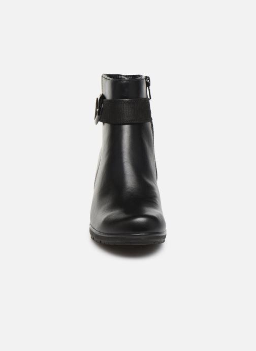 Ankle boots Jana shoes KATH Black model view