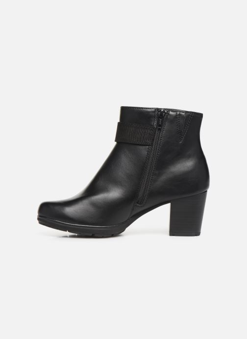 Ankle boots Jana shoes KATH Black front view