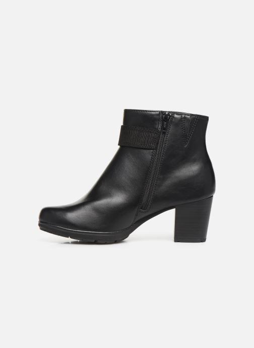 Boots en enkellaarsjes Jana shoes KATH Zwart voorkant