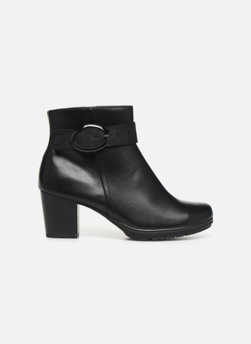 Ankle boots Jana shoes KATH Black back view
