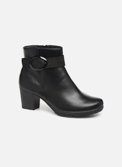 Ankle boots Jana shoes KATH Black detailed view/ Pair view
