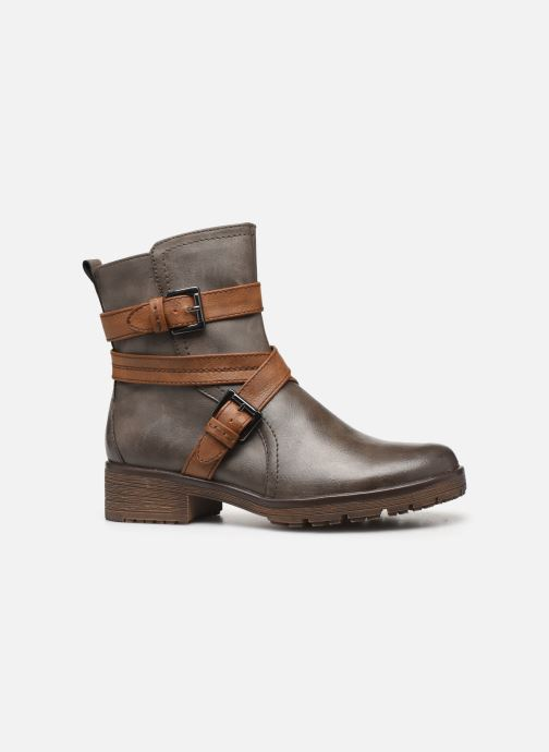 Boots en enkellaarsjes Jana shoes SIDONIE Bruin achterkant
