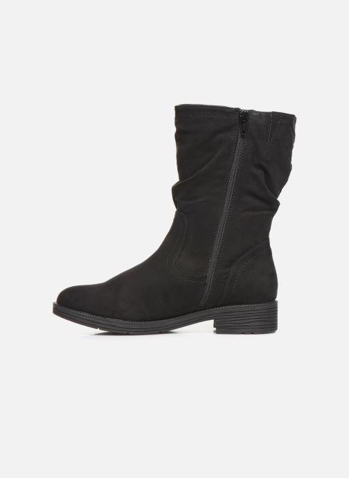 Bottes Jana shoes SUSINA NEW Noir vue face