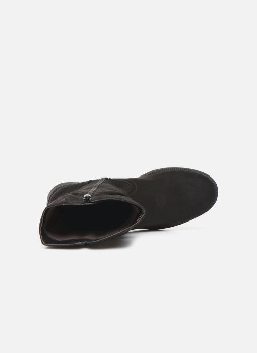 Bottes Jana shoes SUSINA NEW Noir vue gauche