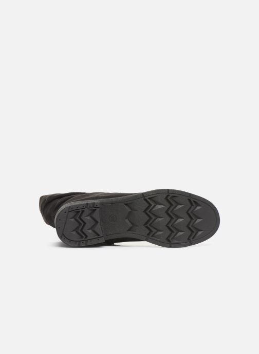 Bottes Jana shoes SUSINA NEW Noir vue haut