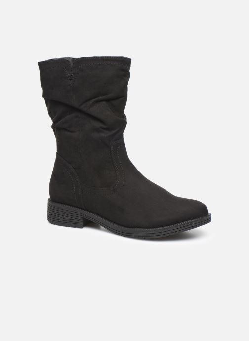 Bottes Jana shoes SUSINA NEW Noir vue détail/paire