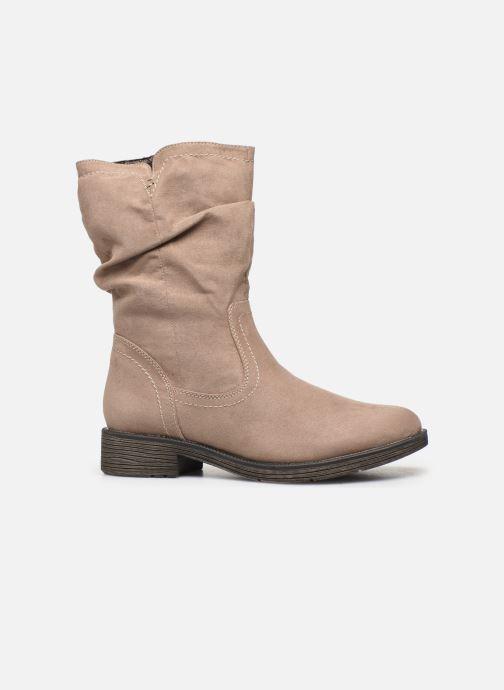 Bottes Jana shoes SUSINA NEW Beige vue derrière