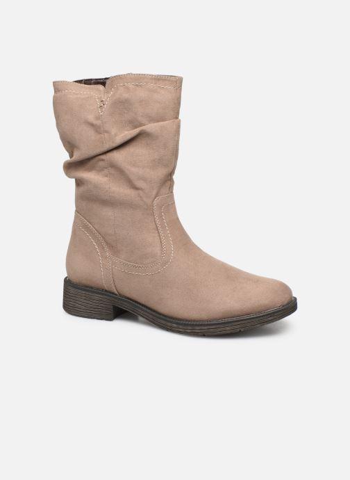 Bottes Jana shoes SUSINA NEW Beige vue détail/paire