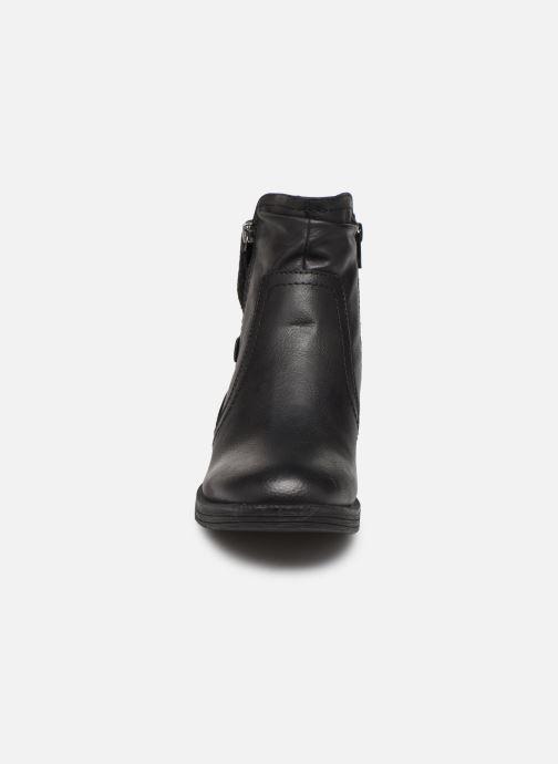 Boots en enkellaarsjes Jana shoes LORETTA NEW Zwart model