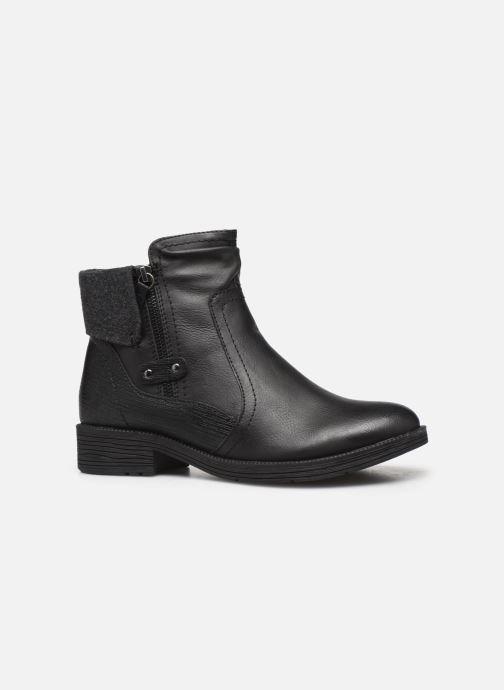 Boots en enkellaarsjes Jana shoes LORETTA NEW Zwart achterkant