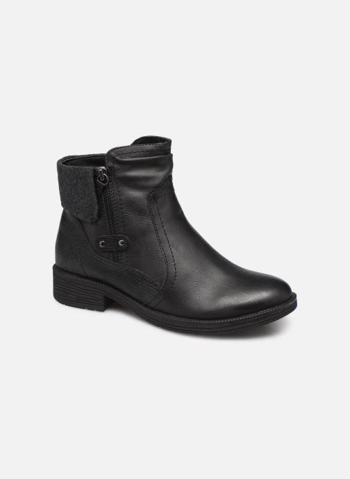 Boots en enkellaarsjes Jana shoes LORETTA NEW Zwart detail