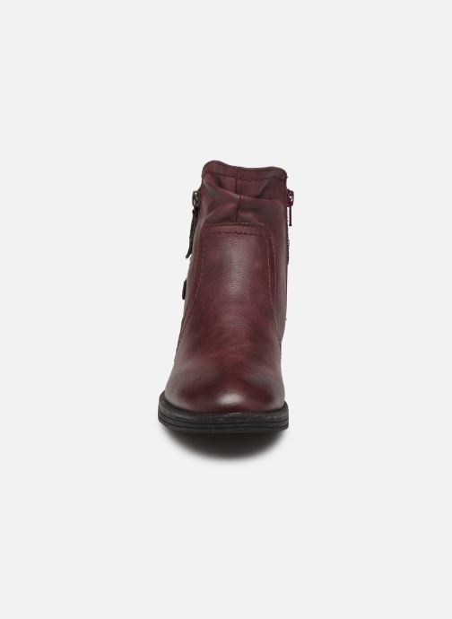 Boots en enkellaarsjes Jana shoes LORETTA NEW Bordeaux model