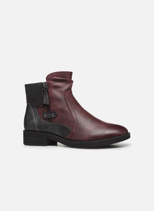 Bottines et boots Jana shoes LORETTA NEW Bordeaux vue derrière