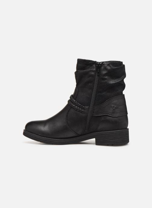 Bottines et boots Jana shoes SANDRA NEW Noir vue face