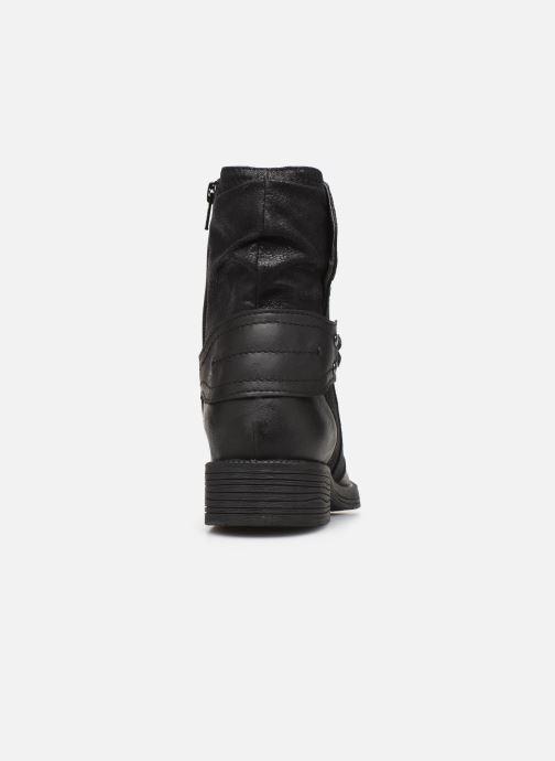 Stiefeletten & Boots Jana shoes SANDRA NEW schwarz ansicht von rechts
