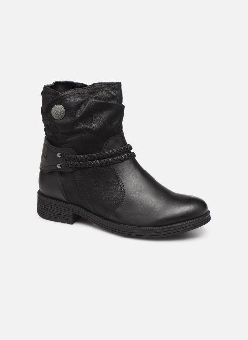 Bottines et boots Jana shoes SANDRA NEW Noir vue détail/paire