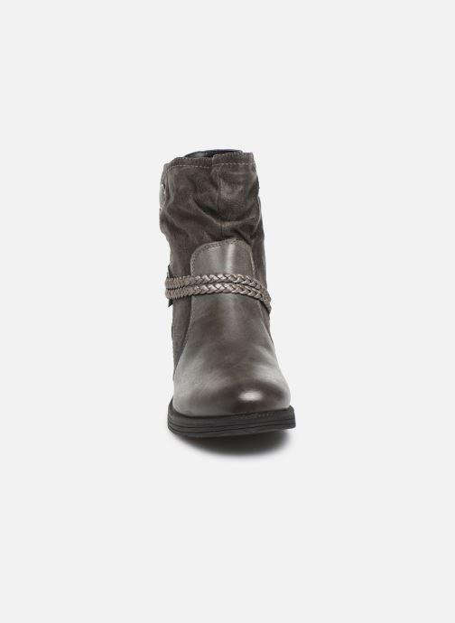 Bottines et boots Jana shoes SANDRA NEW Gris vue portées chaussures