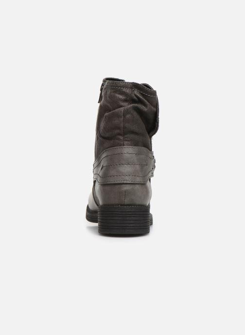 Bottines et boots Jana shoes SANDRA NEW Gris vue droite