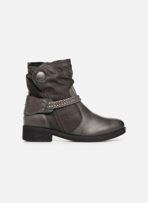 Bottines et boots Jana shoes SANDRA NEW Gris vue derrière