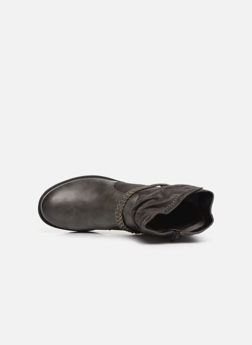 Botines  Jana shoes SANDRA NEW Gris vista lateral izquierda