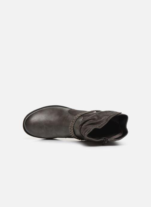 Bottines et boots Jana shoes SANDRA NEW Gris vue gauche