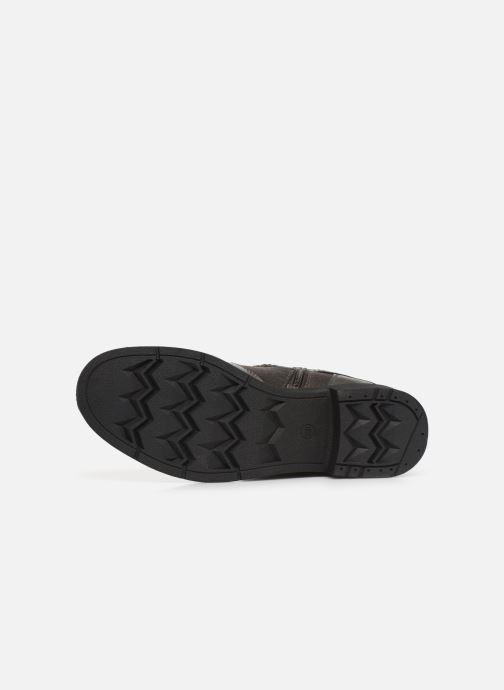 Bottines et boots Jana shoes SANDRA NEW Gris vue haut