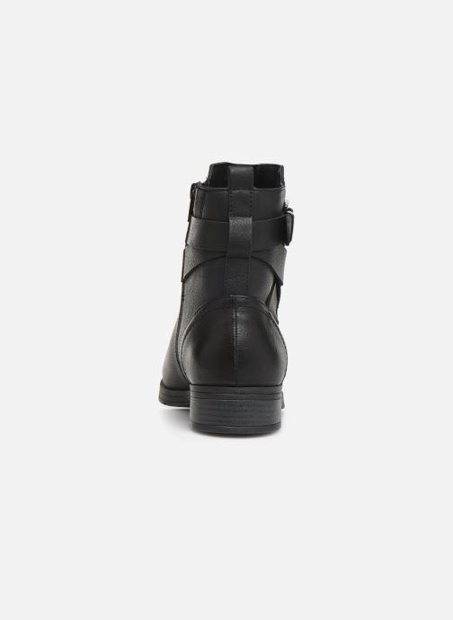 Boots en enkellaarsjes Jana shoes NELSON Zwart rechts