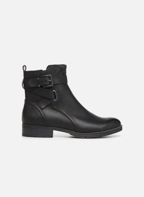 Ankle boots Jana shoes NELSON Black back view
