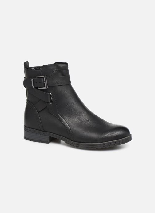 Ankle boots Jana shoes NELSON Black detailed view/ Pair view