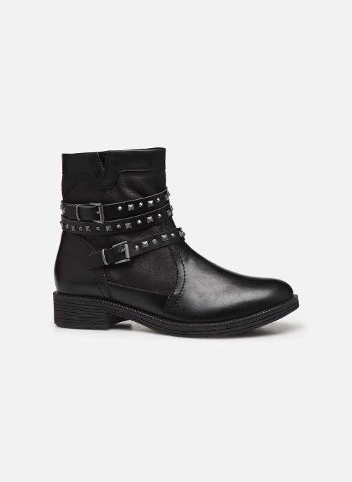 Ankle boots Jana shoes ASTRID Black back view