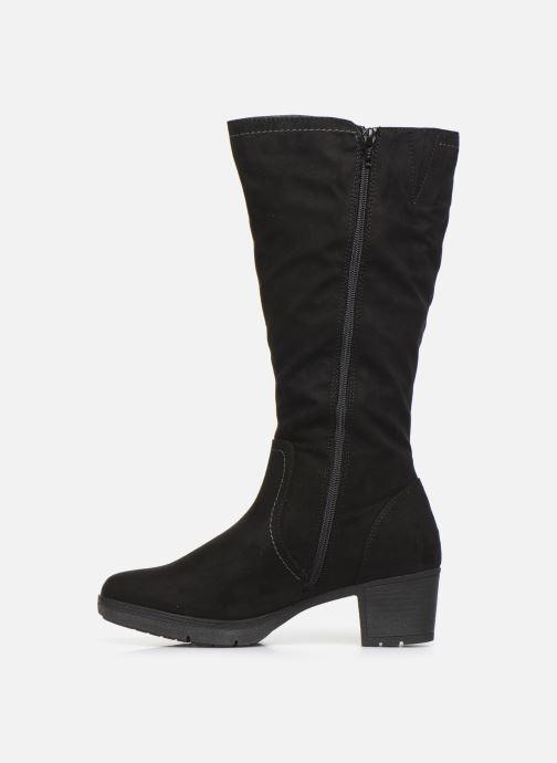 Stiefel Jana shoes MINTO NEW schwarz ansicht von vorne