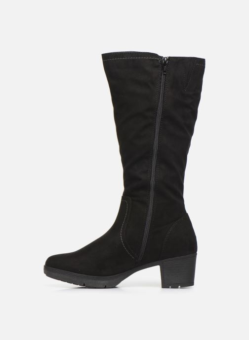 Laarzen Jana shoes MINTO NEW Zwart voorkant