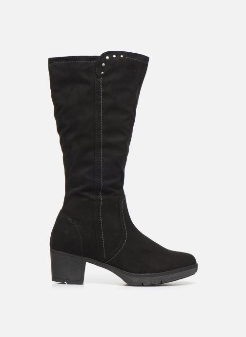 Stiefel Jana shoes MINTO NEW schwarz ansicht von hinten