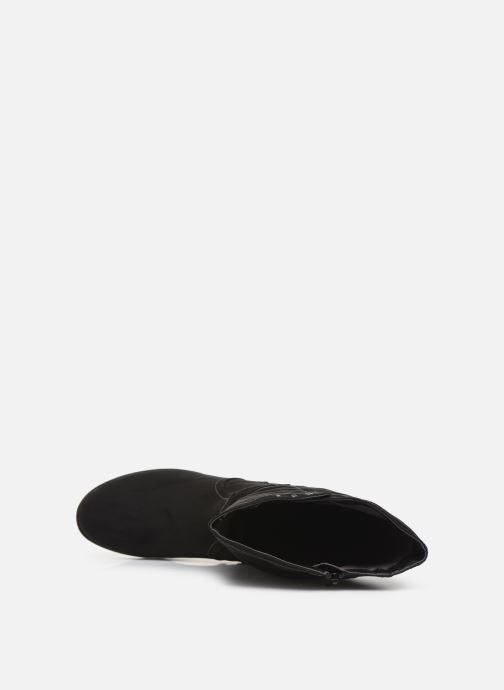 Stiefel Jana shoes MINTO NEW schwarz ansicht von links