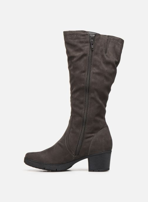 Bottes Jana shoes MINTO NEW Gris vue face
