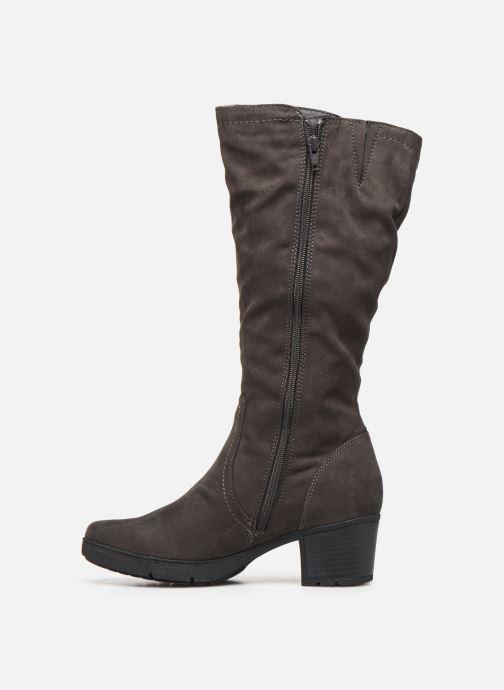 Bottes Jana shoes MINTO NEW Gris vue face