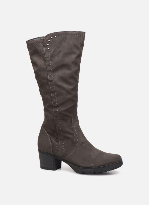 Bottes Jana shoes MINTO NEW Gris vue détail/paire