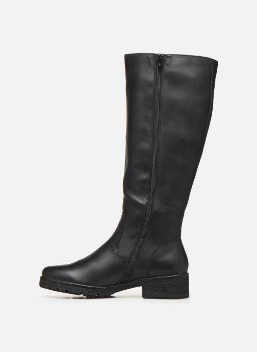 Stiefel Jana shoes OCE schwarz ansicht von vorne