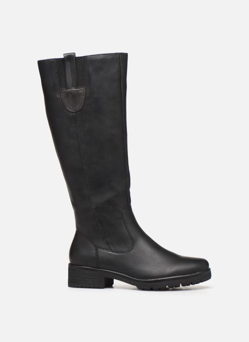 Stiefel Jana shoes OCE schwarz ansicht von hinten