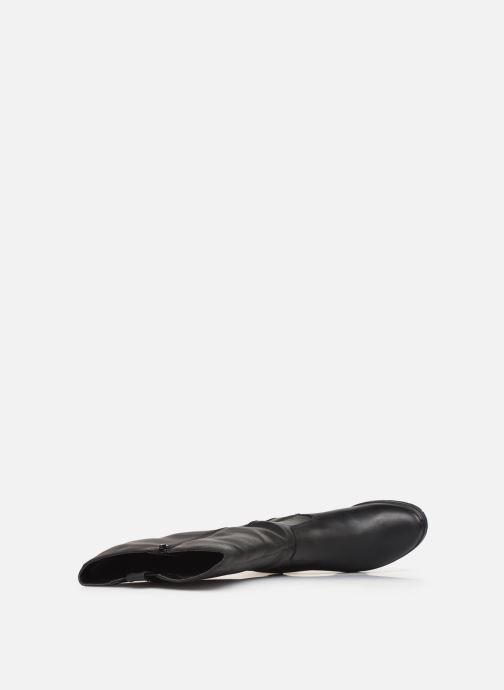 Botas Jana shoes OCE Negro vista lateral izquierda