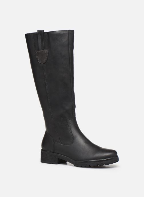 Bottes Jana shoes OCE Noir vue détail/paire