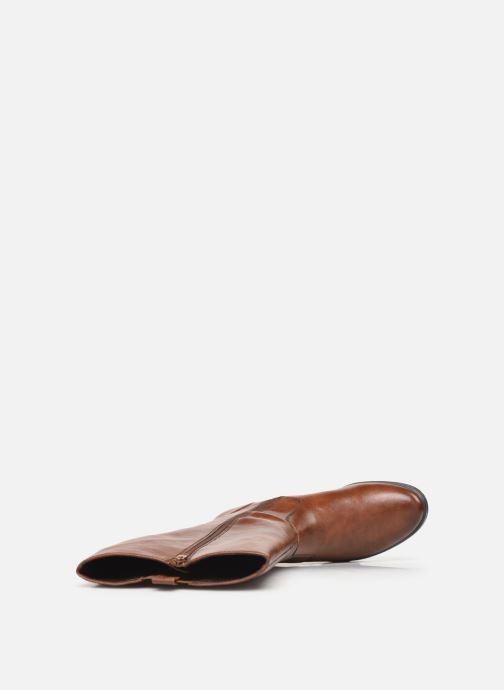 Bottes Jana shoes OCE Marron vue gauche
