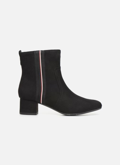 Boots en enkellaarsjes Jana shoes VIOLAINE Zwart achterkant