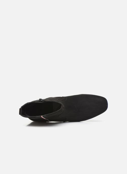Boots en enkellaarsjes Jana shoes VIOLAINE Zwart links
