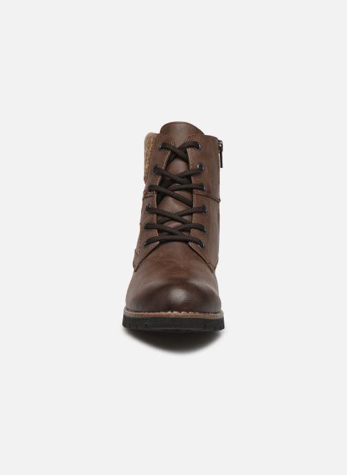 Botines  Jana shoes RAMI NEW Marrón vista del modelo