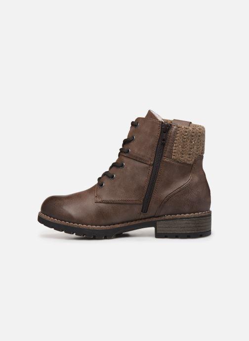 Bottines et boots Jana shoes RAMI NEW Marron vue face
