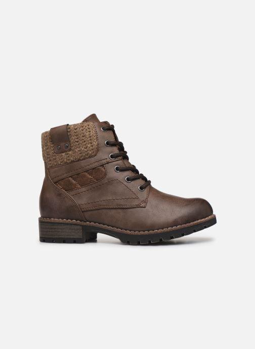 Bottines et boots Jana shoes RAMI NEW Marron vue derrière