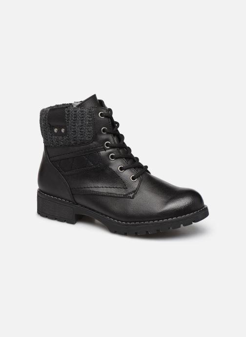 Bottines et boots Jana shoes RAMI NEW Noir vue détail/paire