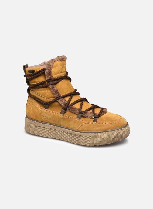 Botines  Jana shoes POCA Marrón vista de detalle / par